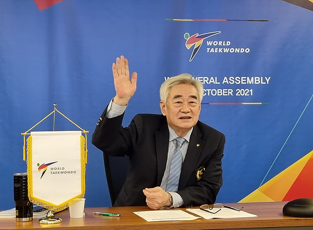 Choue re-elected for fifth term as World Taekwondo President as new rules seeking to boost female representation on Council implemented
