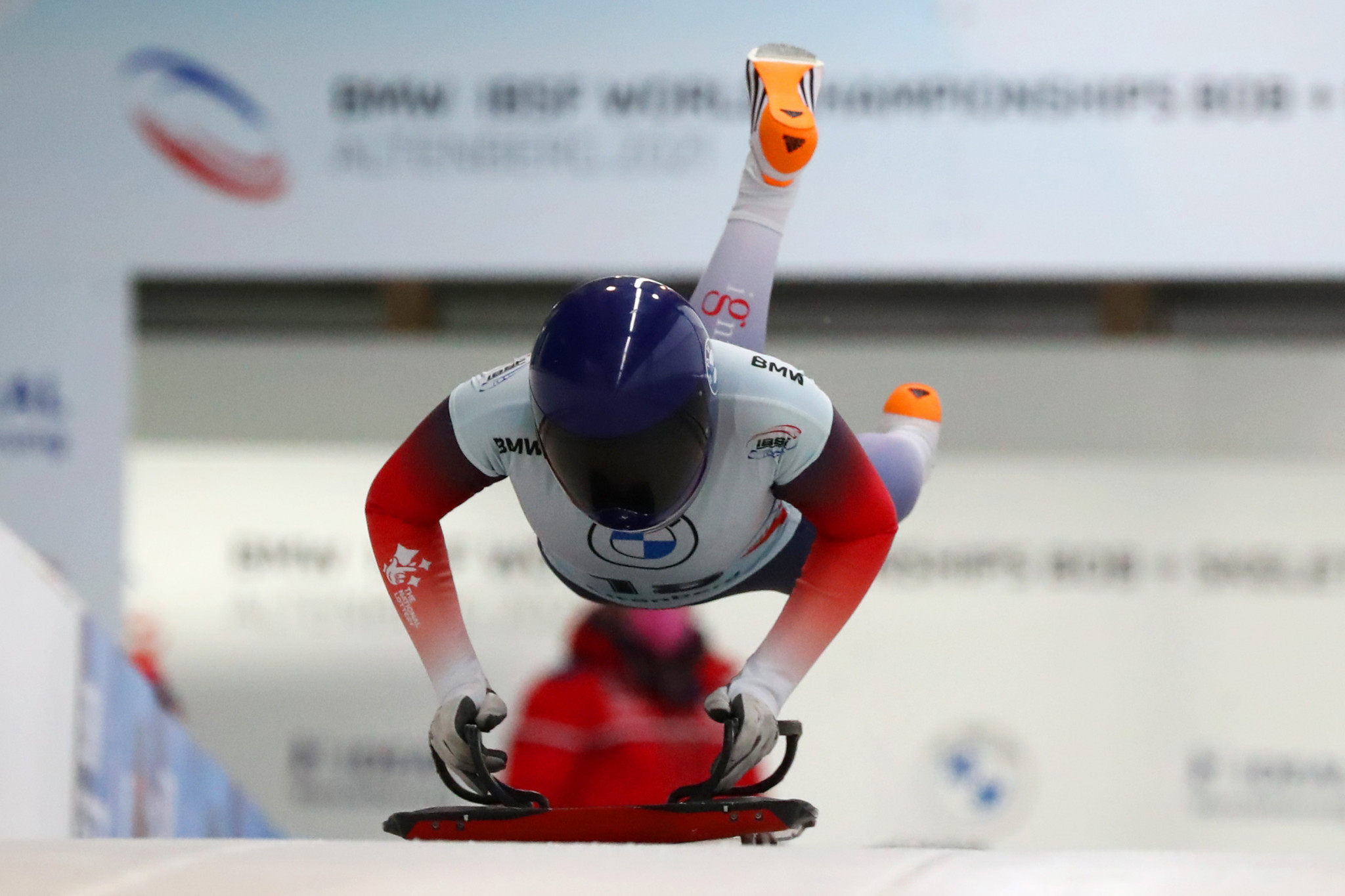 British Youth Olympic Games champion Ashleigh Pittaway retires from skeleton aged 21