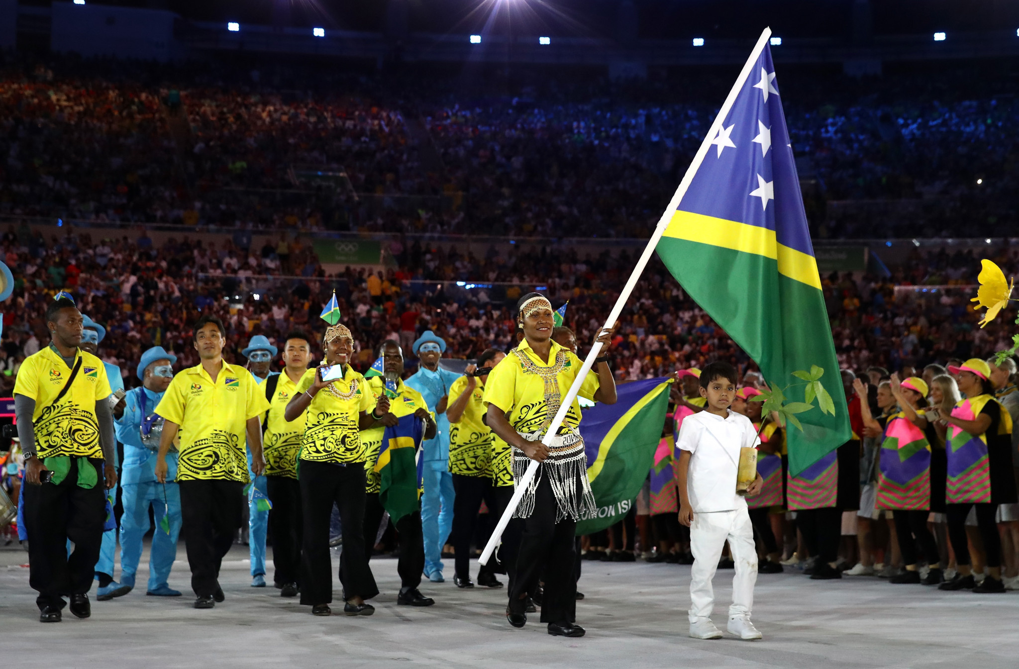 Solomon Islands 2023 Pacific Games to be aided by new sports development officers