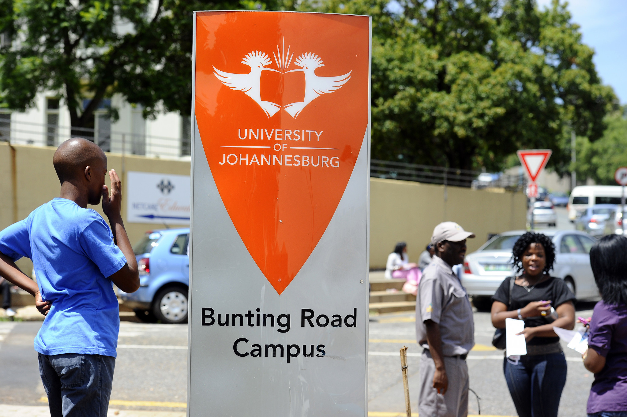 University of Johannesburg director honoured for contribution to sports