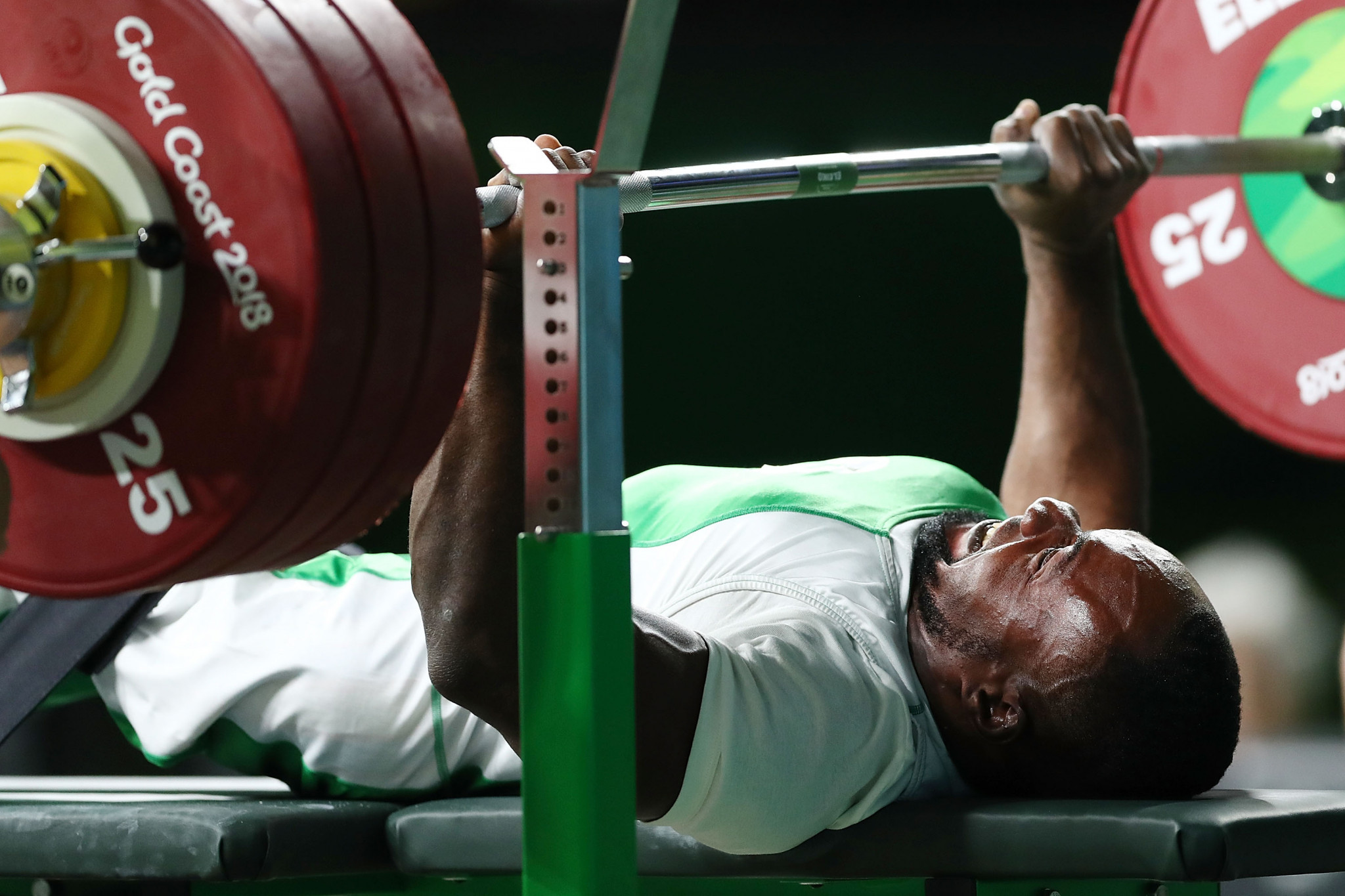 Paralympic powerlifting champion Kehinde given 30-month doping ban