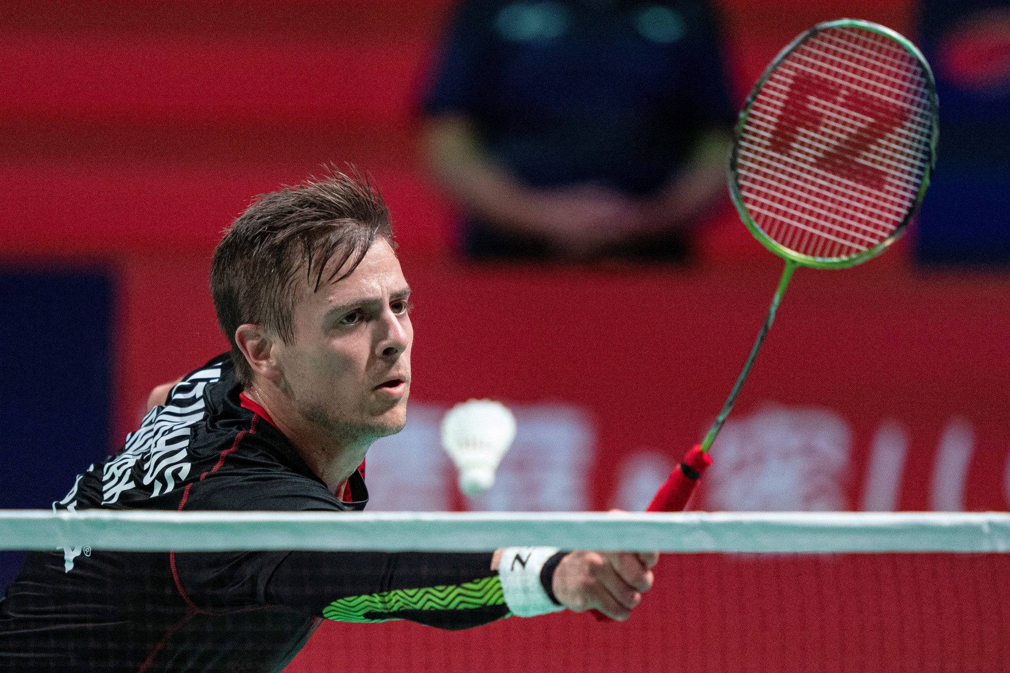 Denmark and Indonesia record tight wins as Thomas and Uber Cup continues