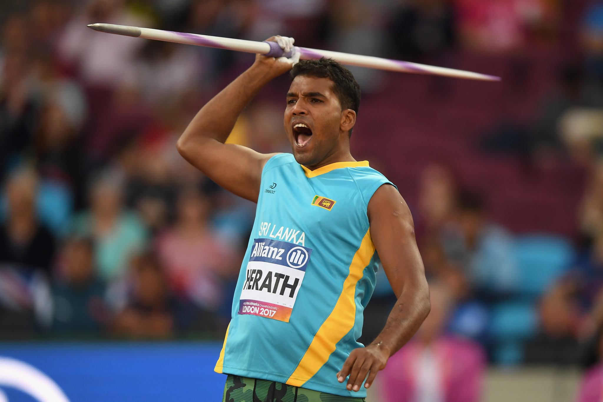 Sri Lankan Tokyo 2020 Paralympic medallists rewarded by Ministry of Sports