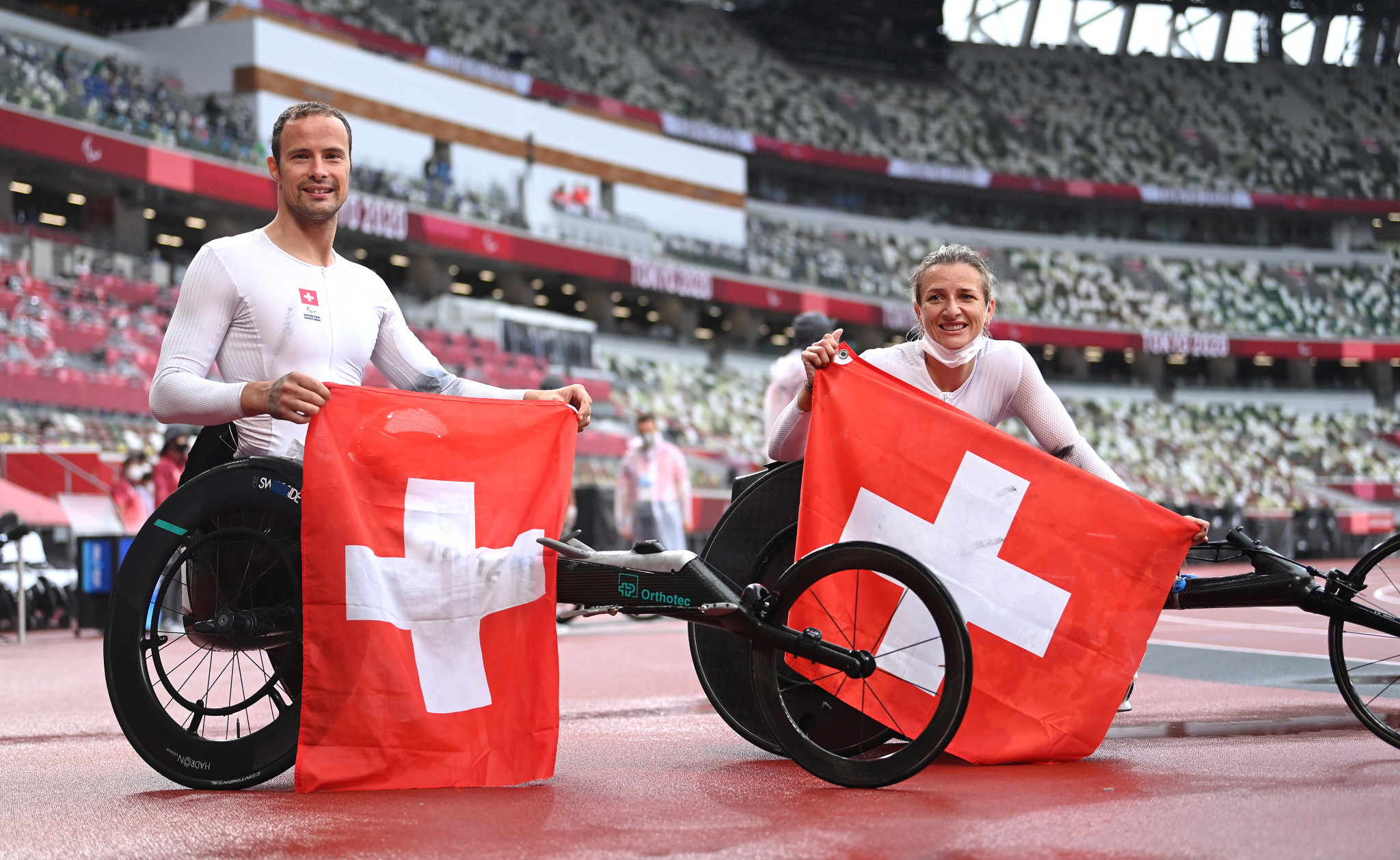 Swiss Paralympic extends five major partnerships
