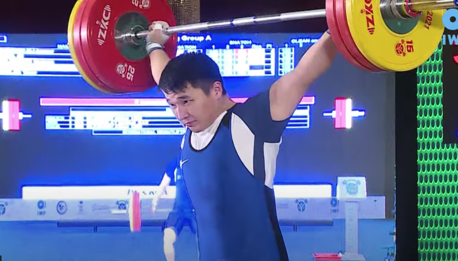 Russia tops medal table and American pair excel at weightlifting Youth World Championships