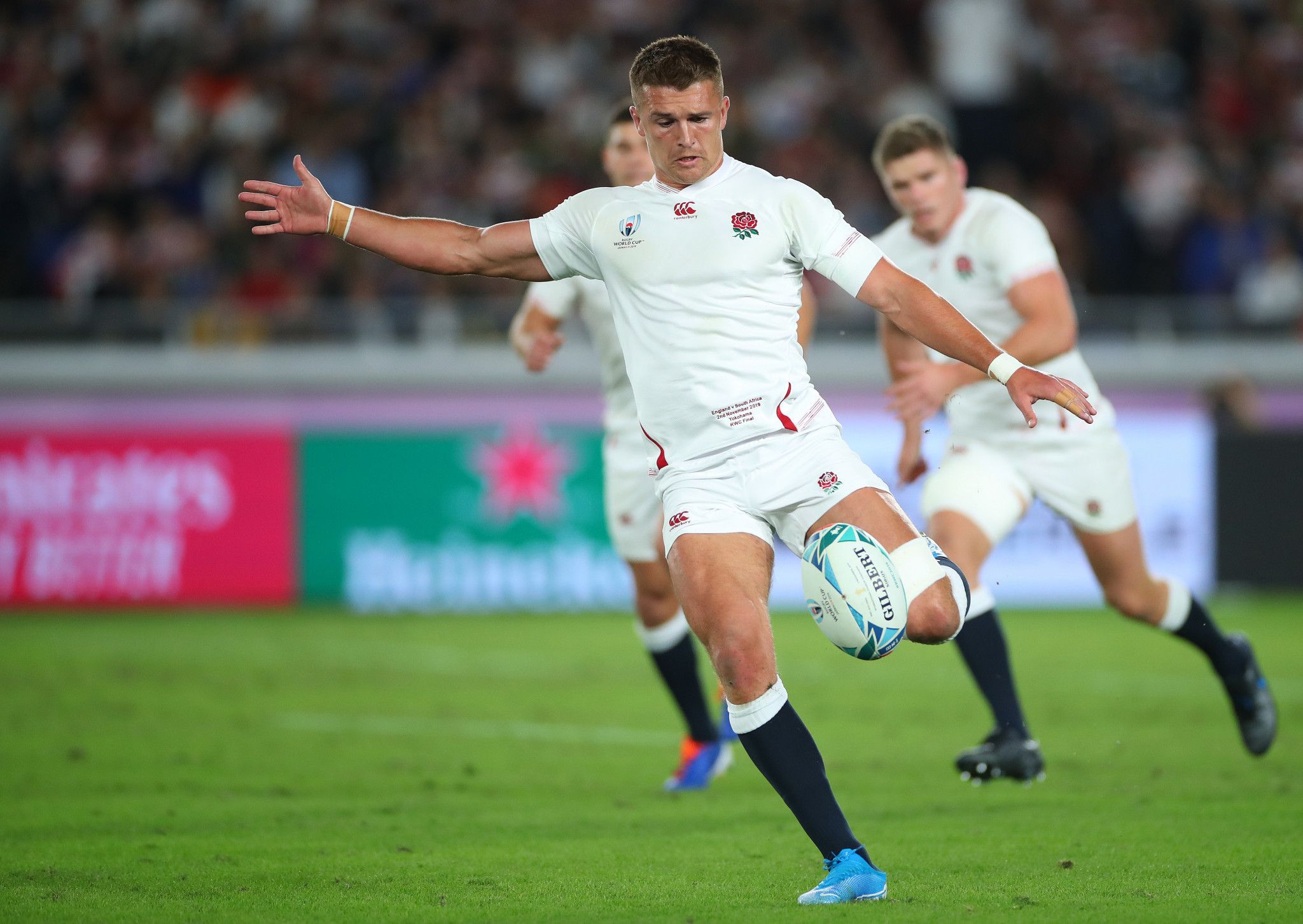 Henry Slade has refused to get vaccinated against COVID-19 ©Getty Images
