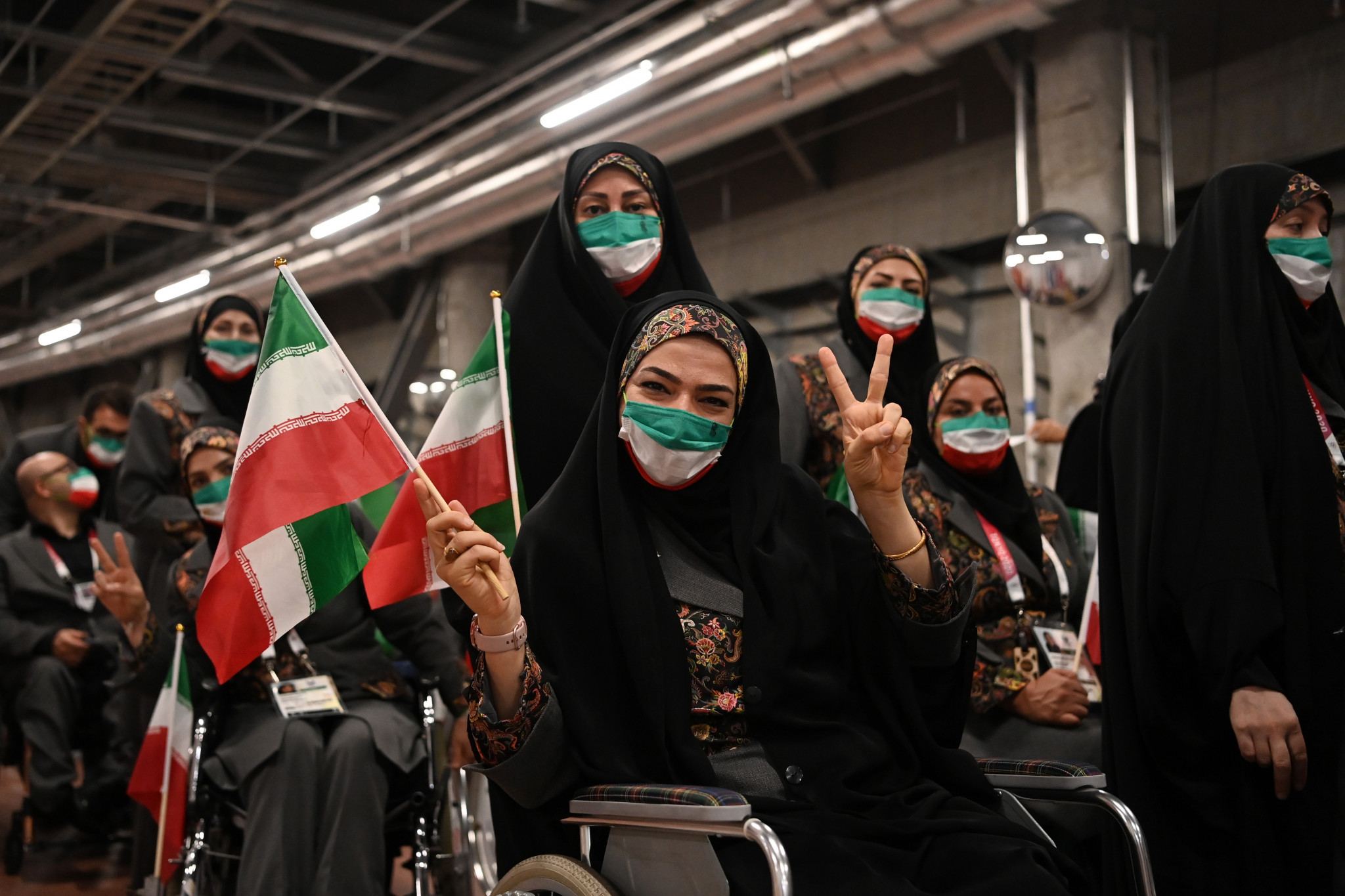 Iran's National Paralympic Day is set to be held on Saturday (October 16) ©Getty Images