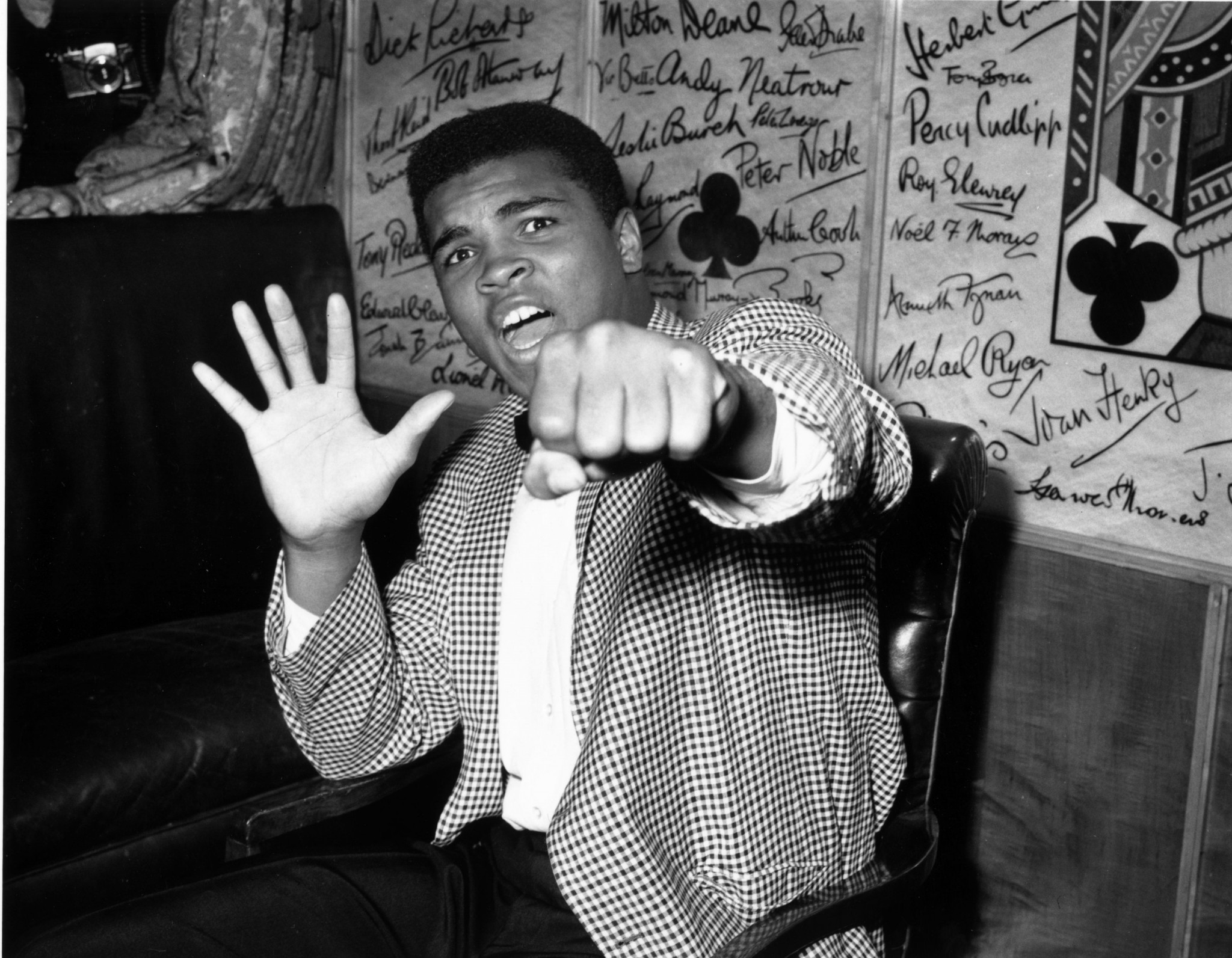 """They do not call Muhammad Ali """"The Greatest"""" for nothing ©Getty Images"""