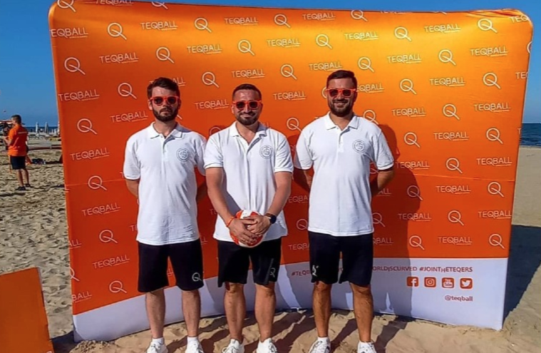 Chief Polish teqball referee wants to grow sport in country before European Games 2023