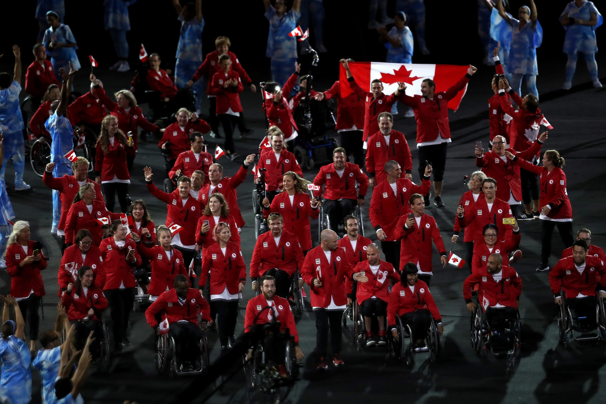 Canadian Paralympic Committee names Empire official grocer under new partnership