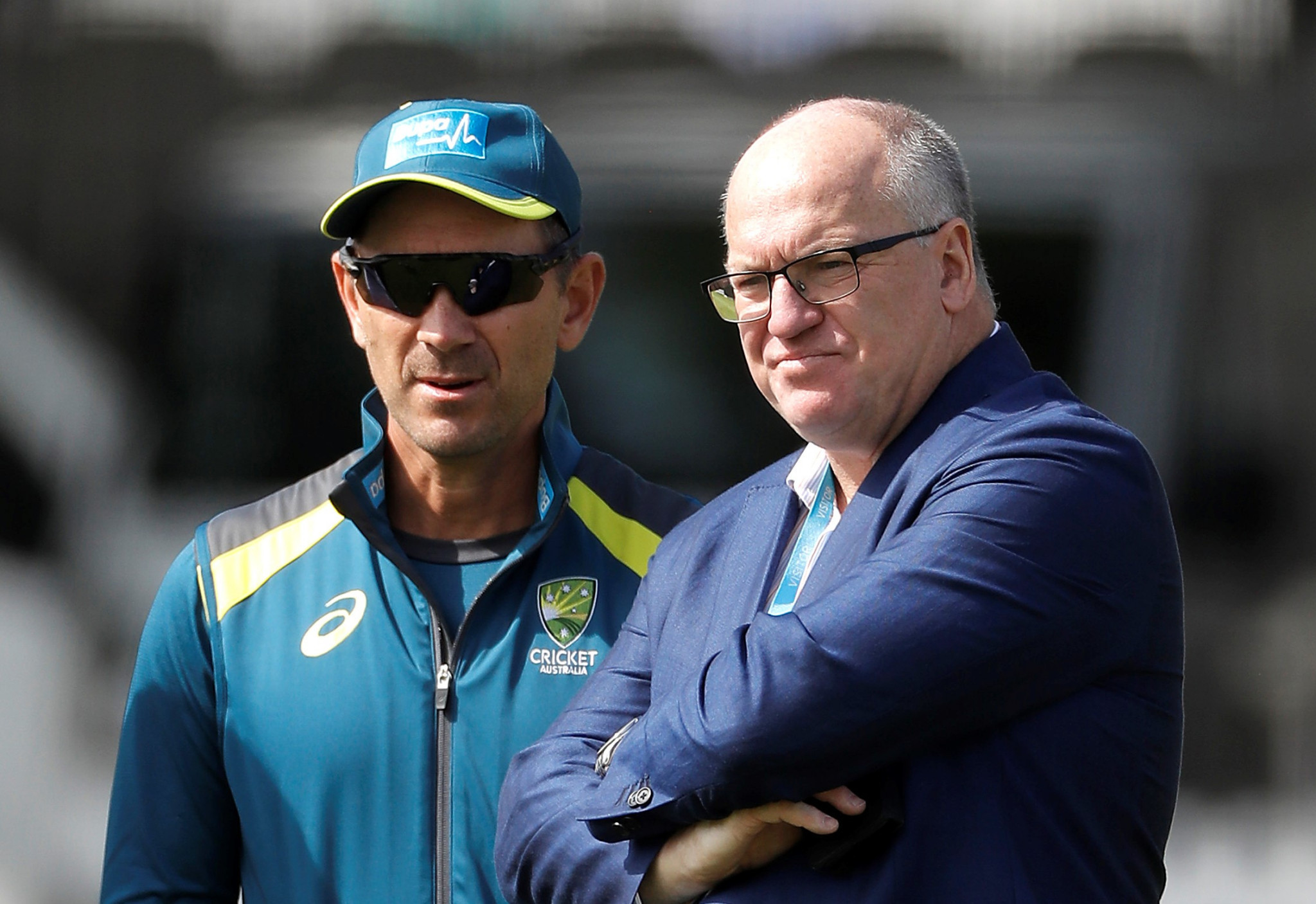 Cricket Australia chair Eddings resigns day before re-election vote