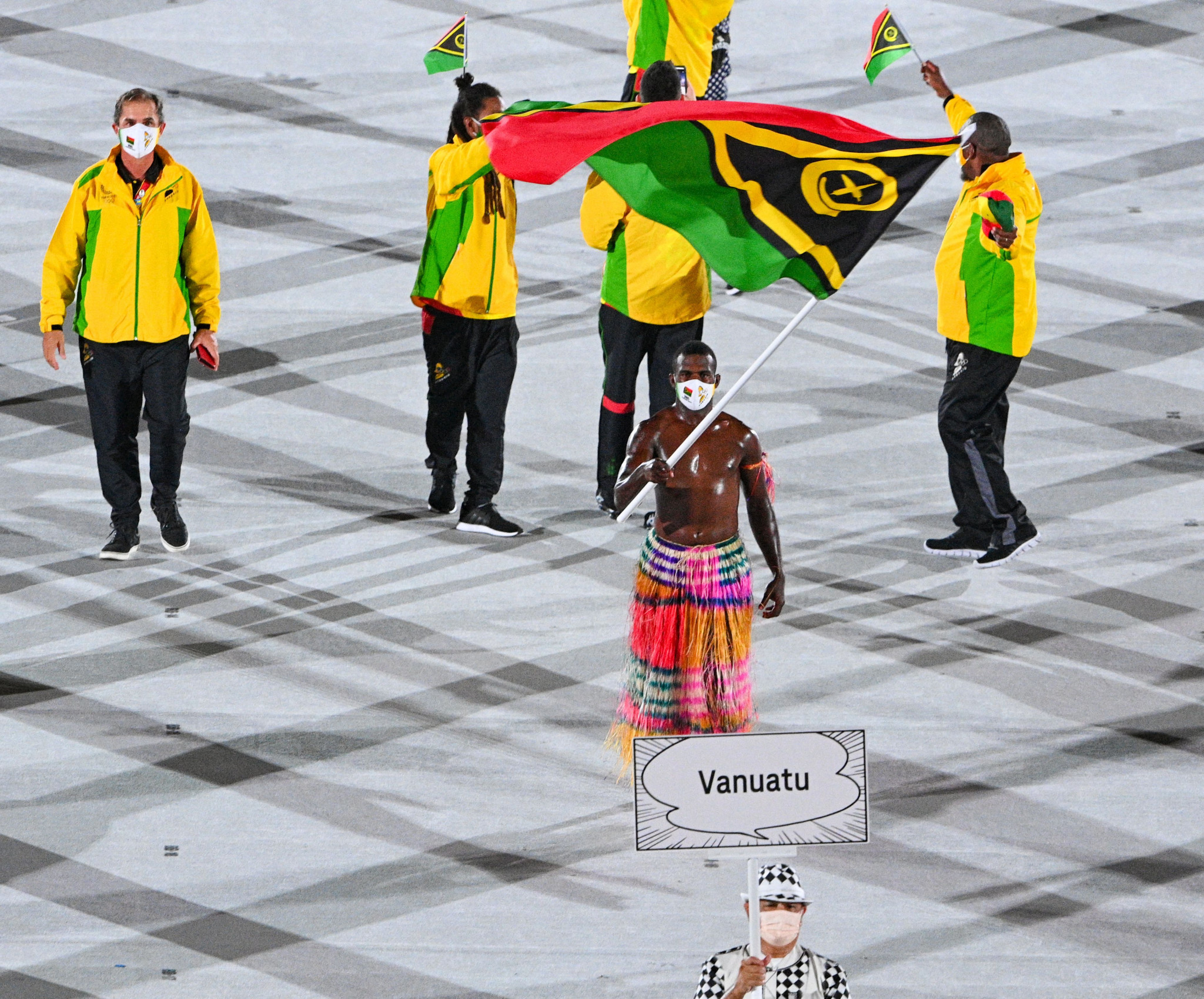VASANOC requests support for 2027 Pacific Games filming project