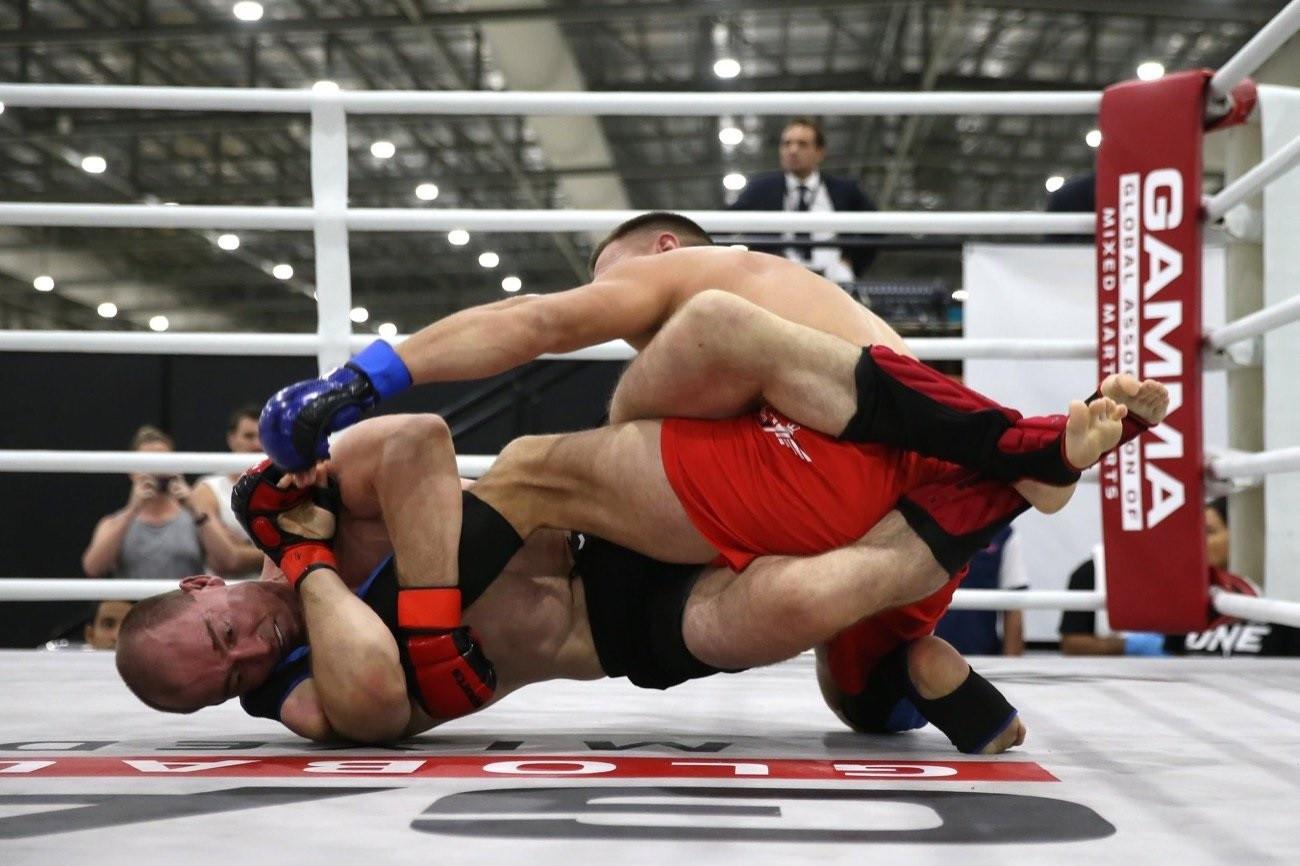 GAMMA has already had to move the European MMA Championships twice ©GAMMA