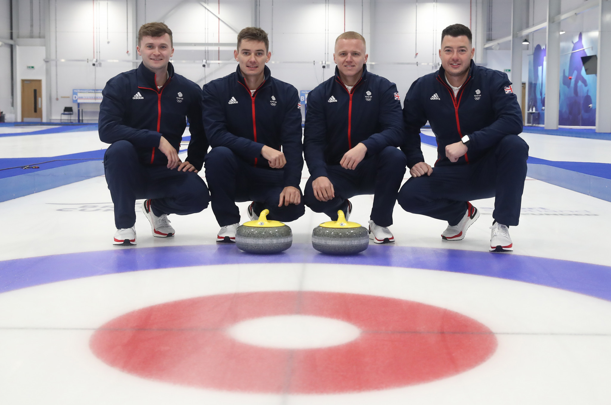 Curlers first athletes named in Britain's squad for Beijing 2022