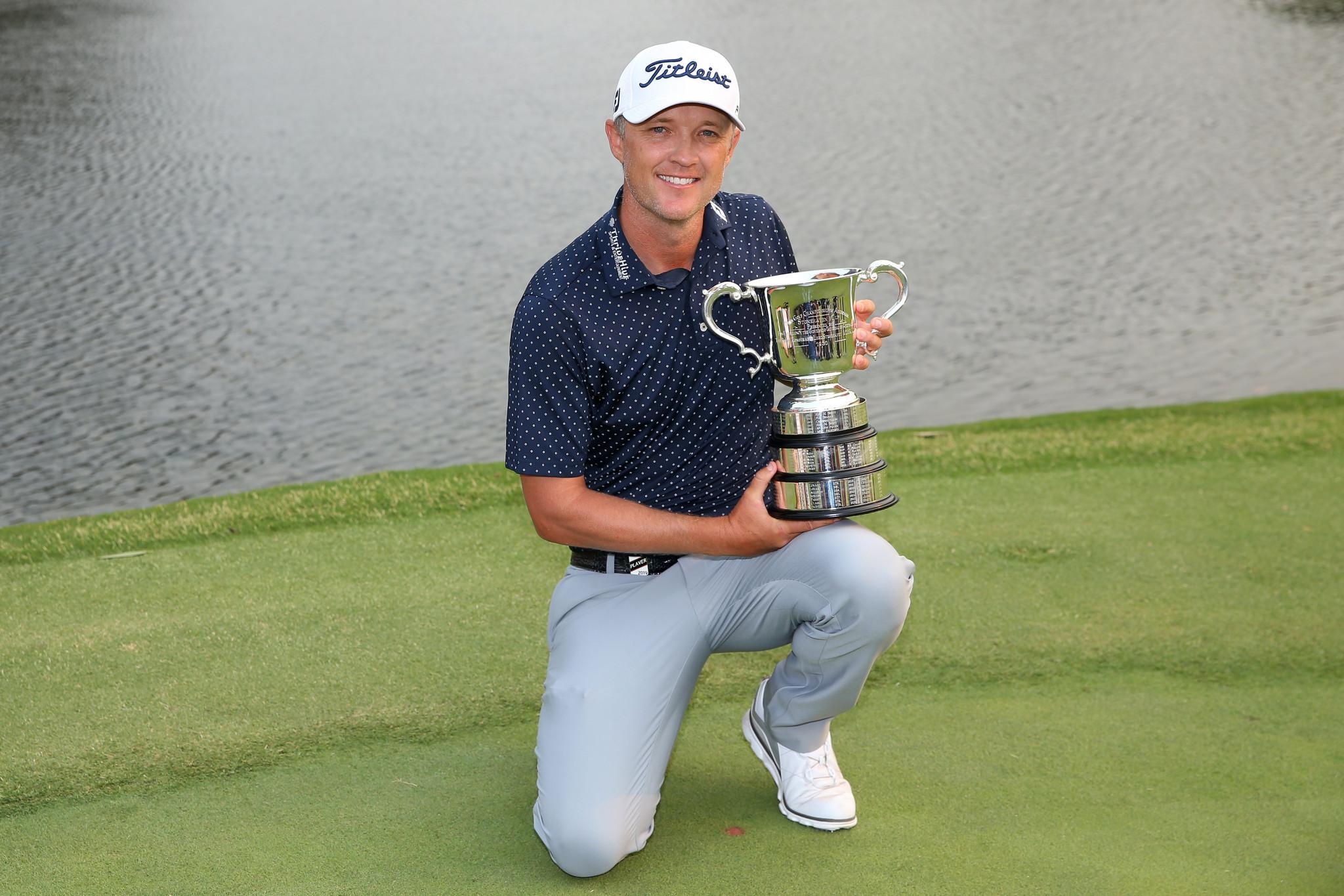 Organisers cancel men's and women's Australian Open golf tournaments over travel restrictions