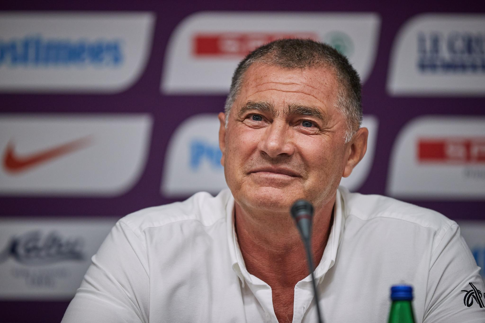 "European Athletics President says deal done for ""top athletes"" to go to 2023 European Games"