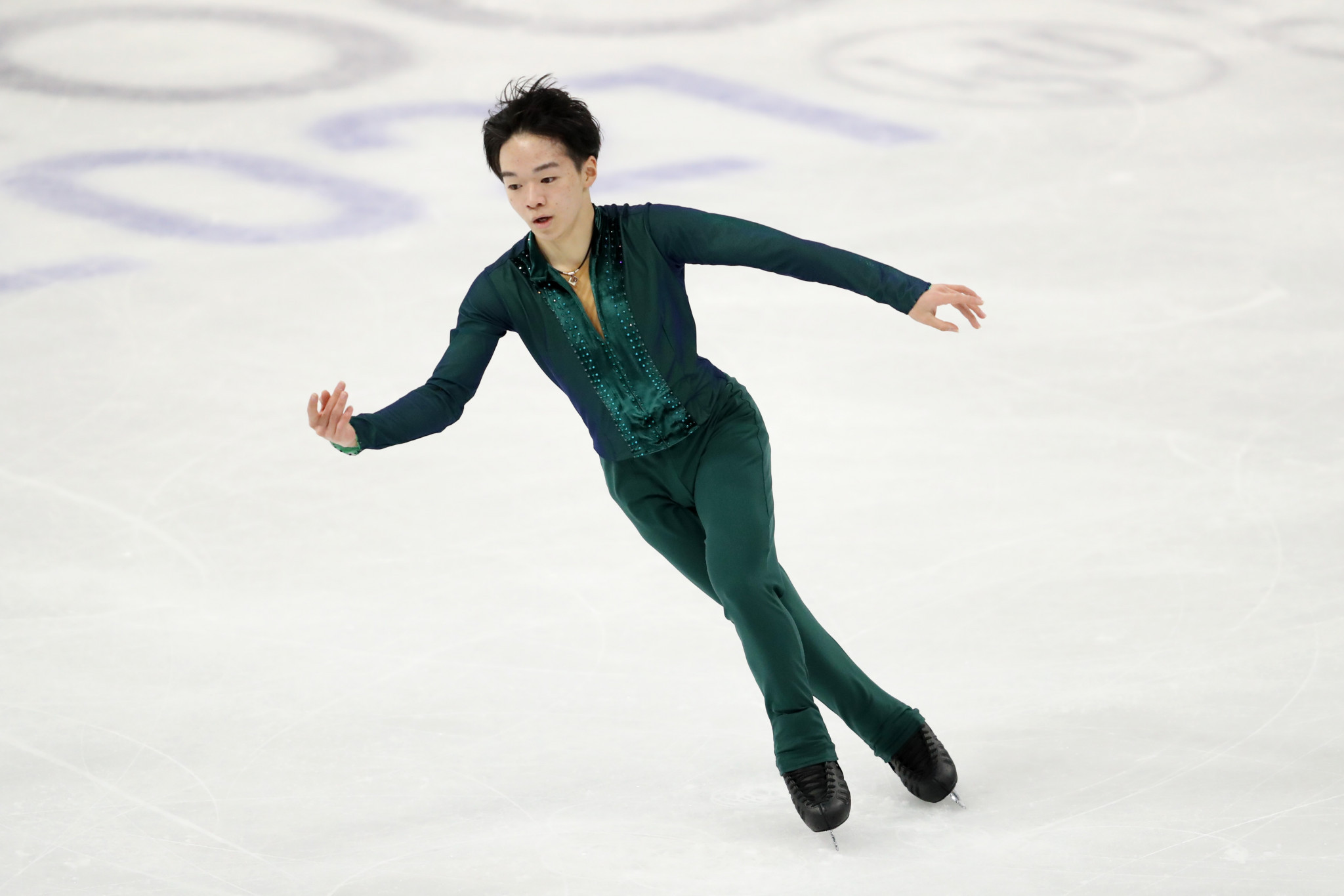Japanese pair lead men's and women's standings at Beijing 2022 figure skating test event