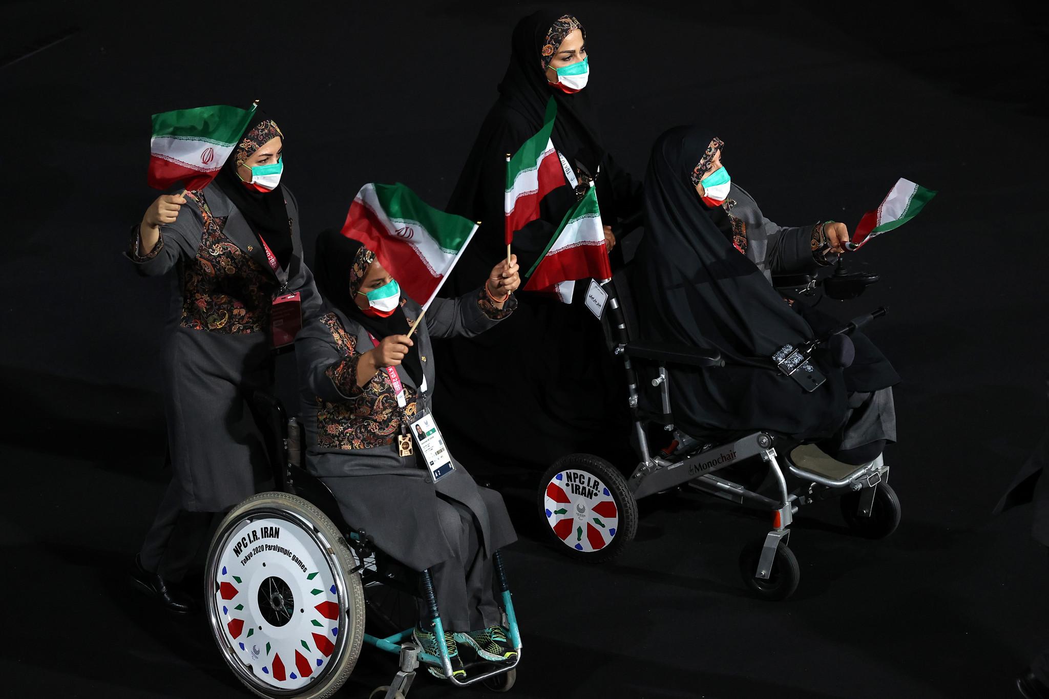 NPC secretary general Tabe named Iran's Chef de Mission for Hangzhou 2022 Asian Para Games