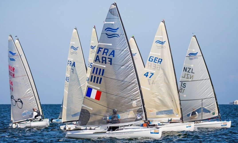 Lebrun produces stellar performance on penultimate day of Finn World Masters