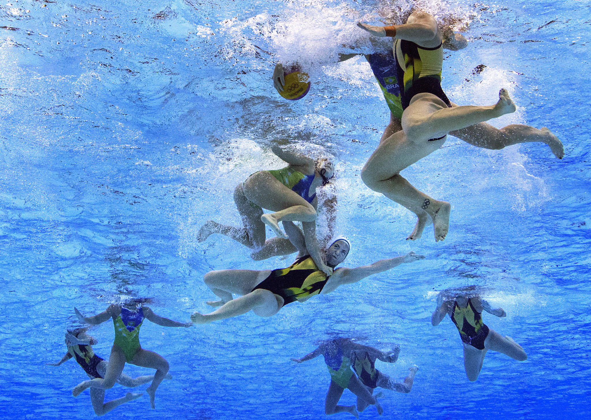 Spain end Russian hopes of winning three consecutive World Women's Junior Water Polo Championship titles