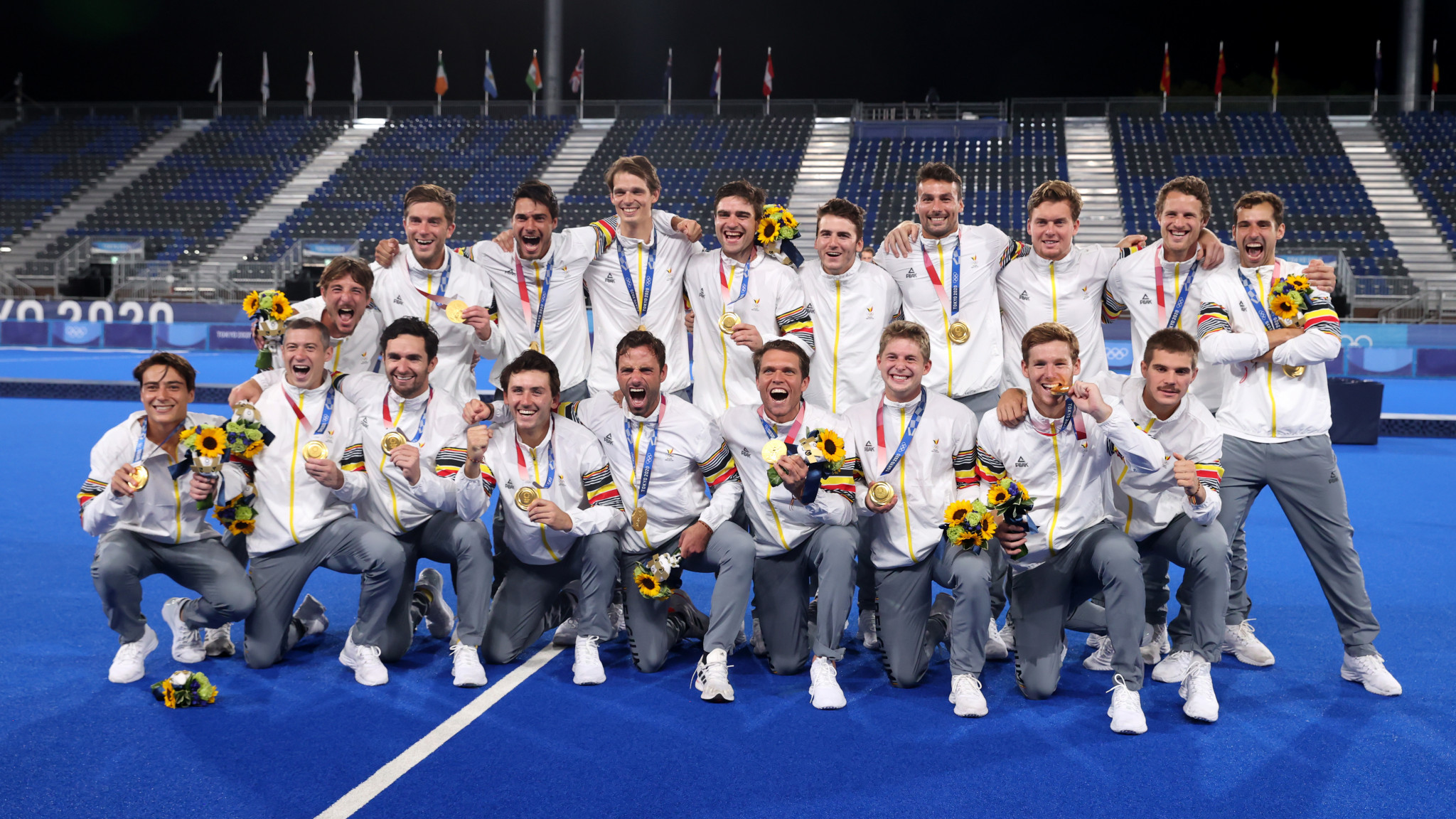 Olympic champions Belgium begin FIH Hockey Pro League title defence in German double-header