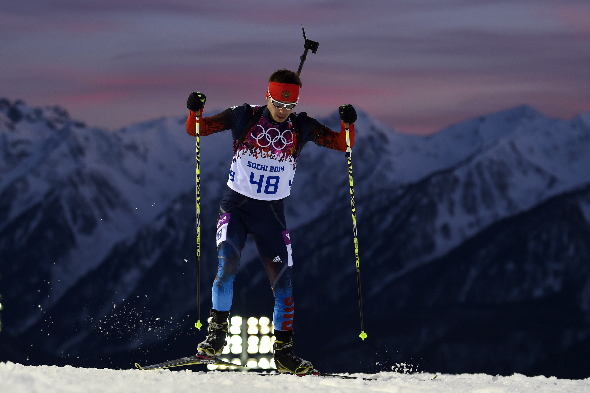 CAS appeals of Russian biathletes Ustyugov and Sleptsova postponed to 2022
