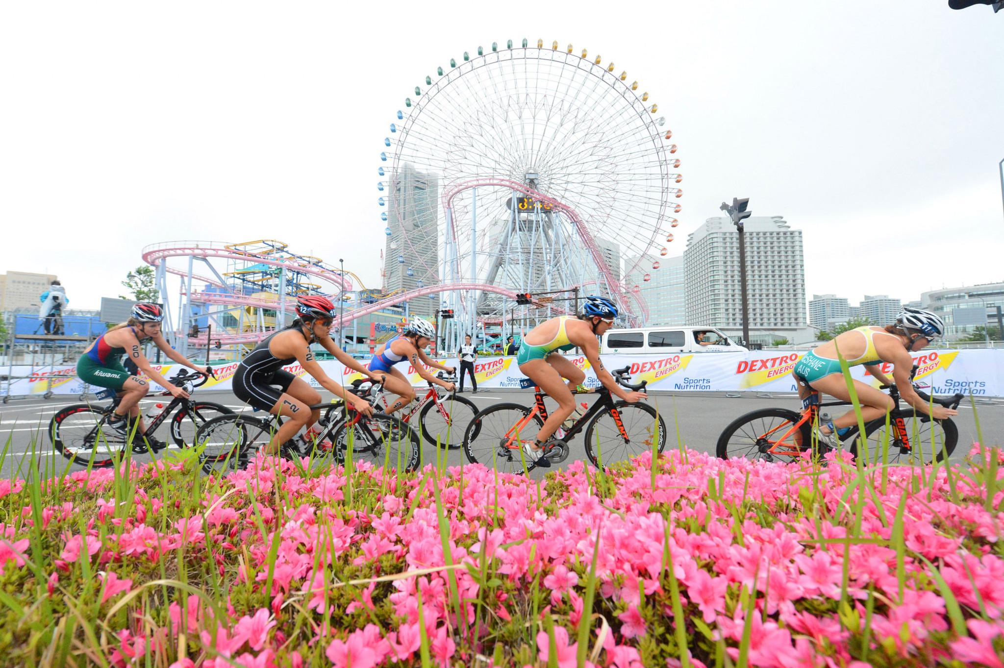 Yokohama to host first World Triathlon Championship and Para Series events of 2022