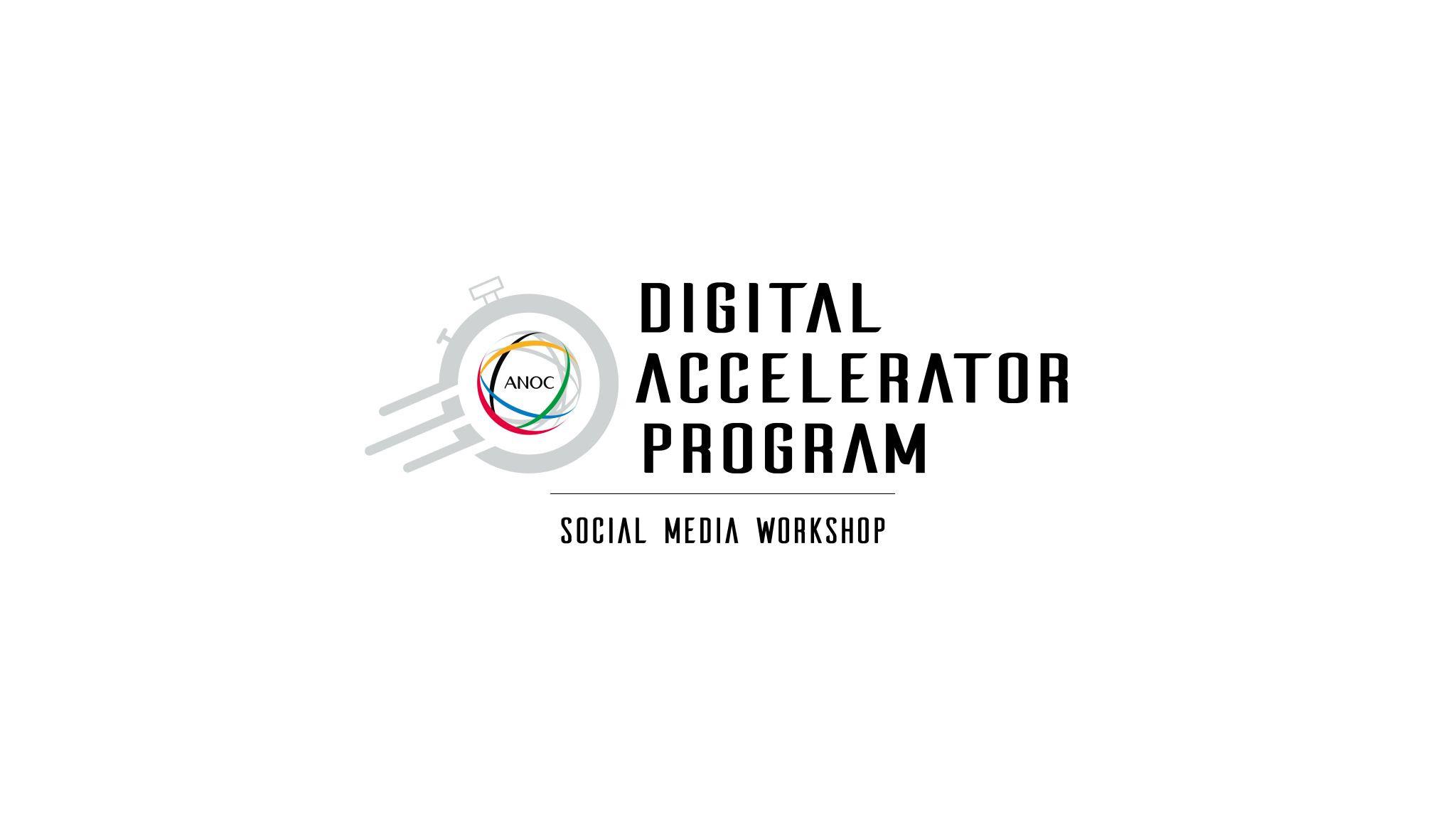 ANOC hosts second NOC social media webinar as part of Digital Accelerator Programme