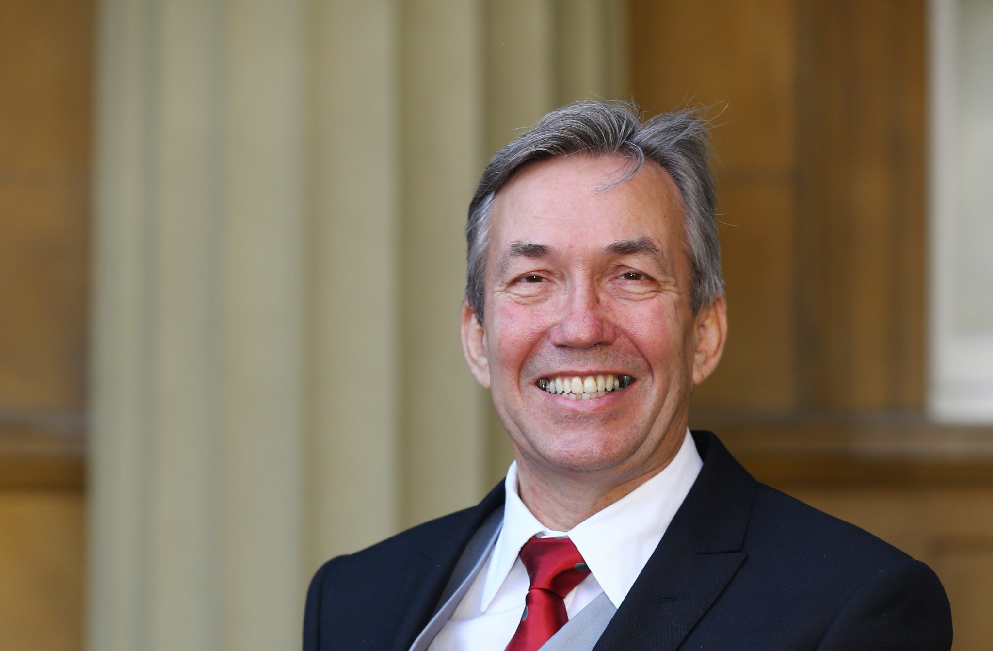 Webborn appointed as chairman of British Paralympic Association