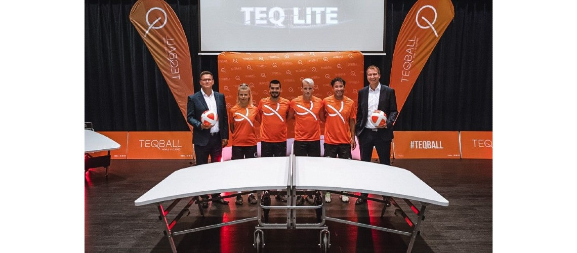 FITEQ wins Hungarian Design Award for second time in three years with Teq LITE table
