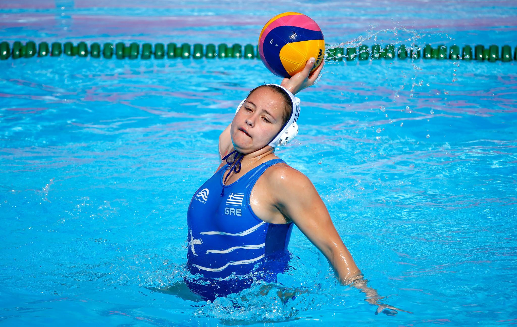 Spain and Greece progress to FINA World Women's Junior Water Polo Championship final