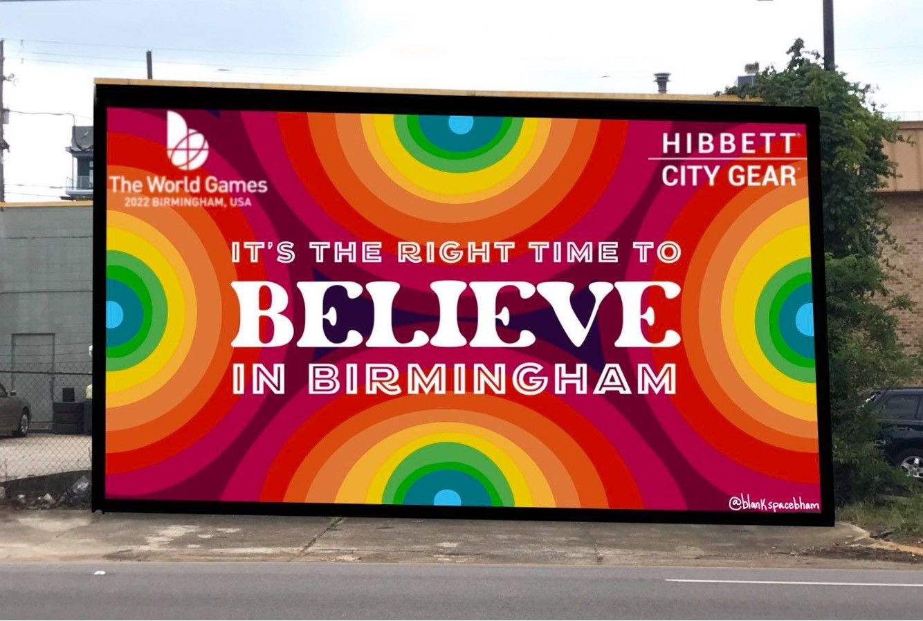 """Mural project launched for Birmingham 2022 World Games under """"It's the Right Time"""" theme"""