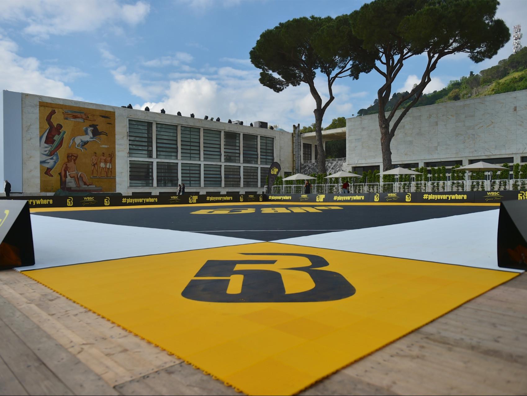 Italian Baseball and Softball Federation recognises Baseball5 as an official discipline