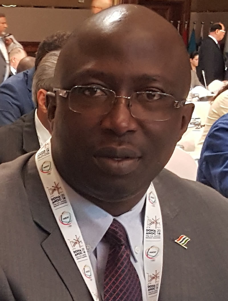 Gambian NOC secretary general hits back at allegations over GBA interference
