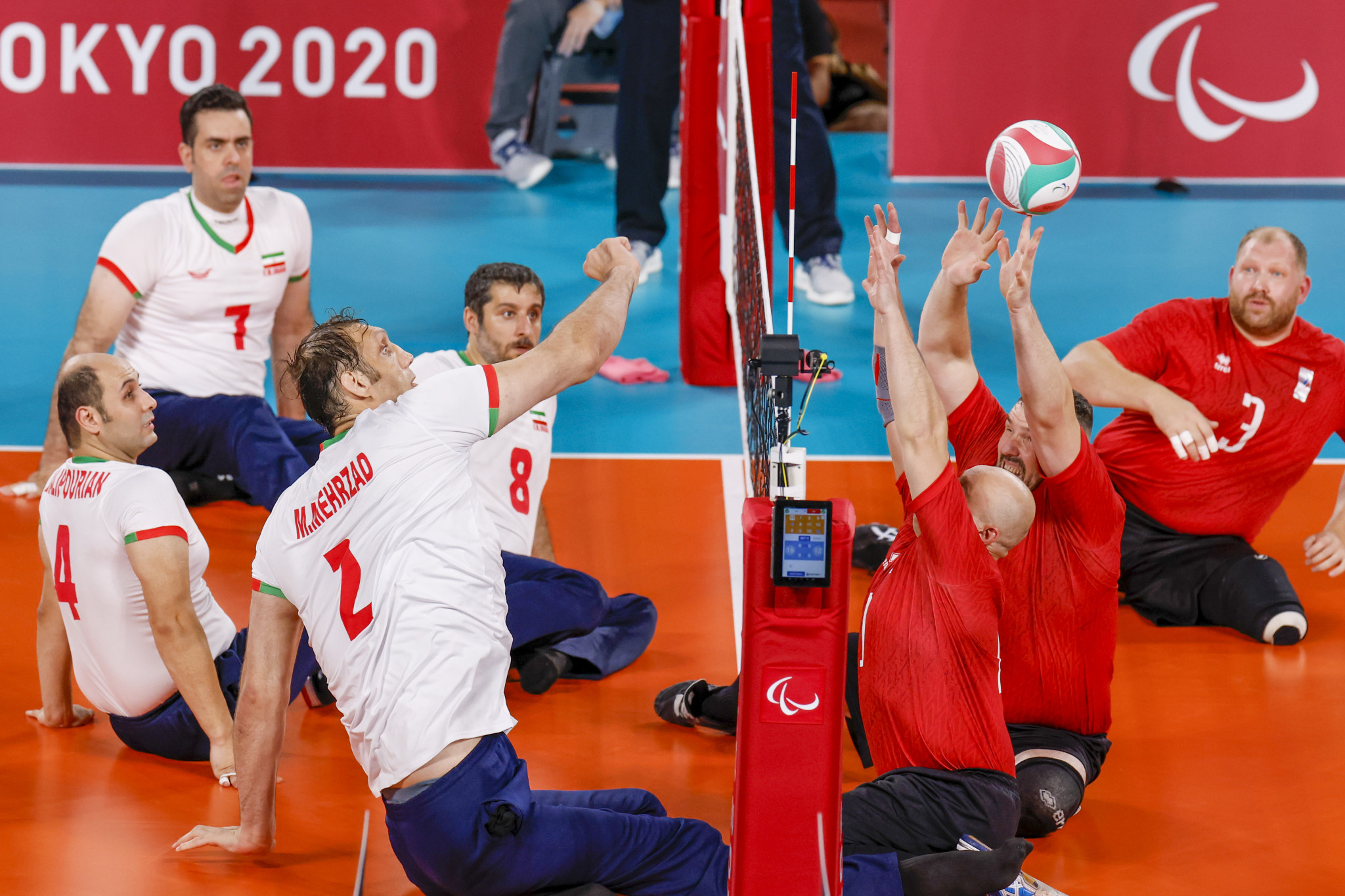 Russia aim for triple titles in men's and women's European Sitting Volleyball Championships
