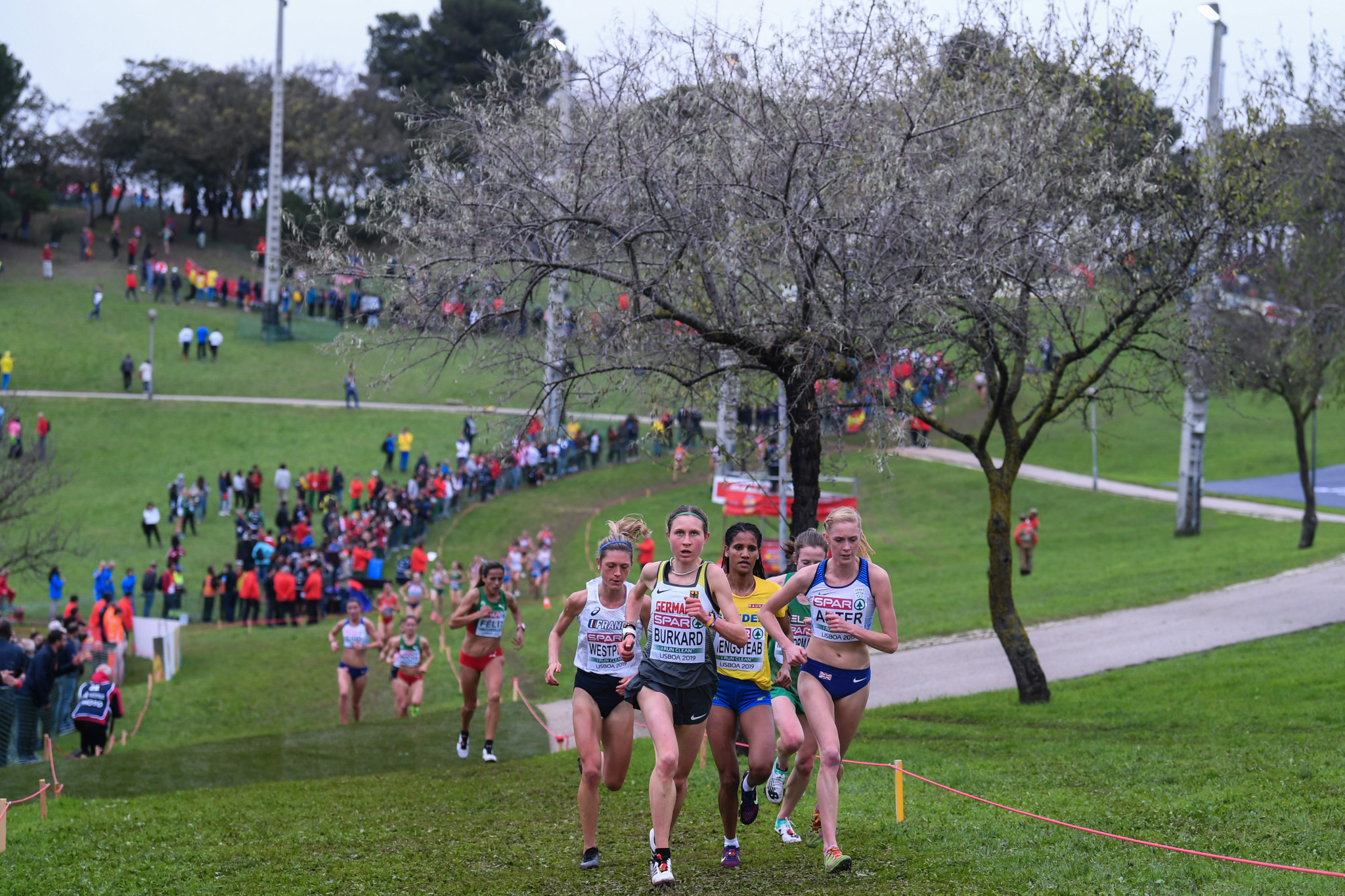 Arter triumphs in Cardiff again to start World Athletics Cross Country Tour season with a win