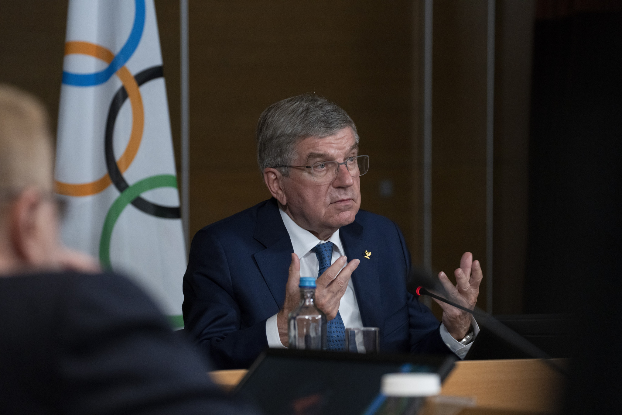 IOC expresses concerns over FIFA's plans for biennial World Cups