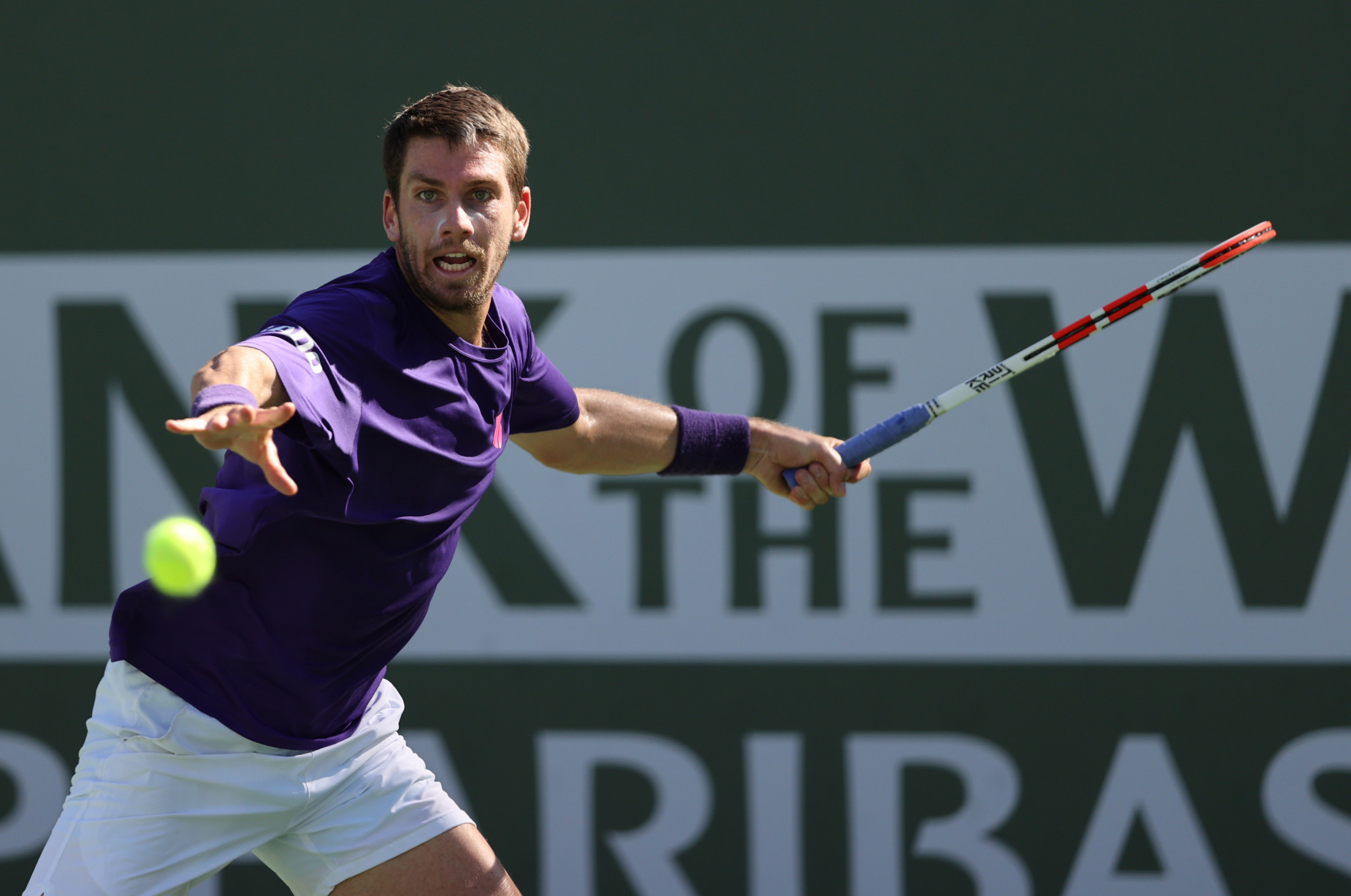 Norrie and Basilashvili reach first ATP Tour Masters 1000 final at Indian Wells Masters