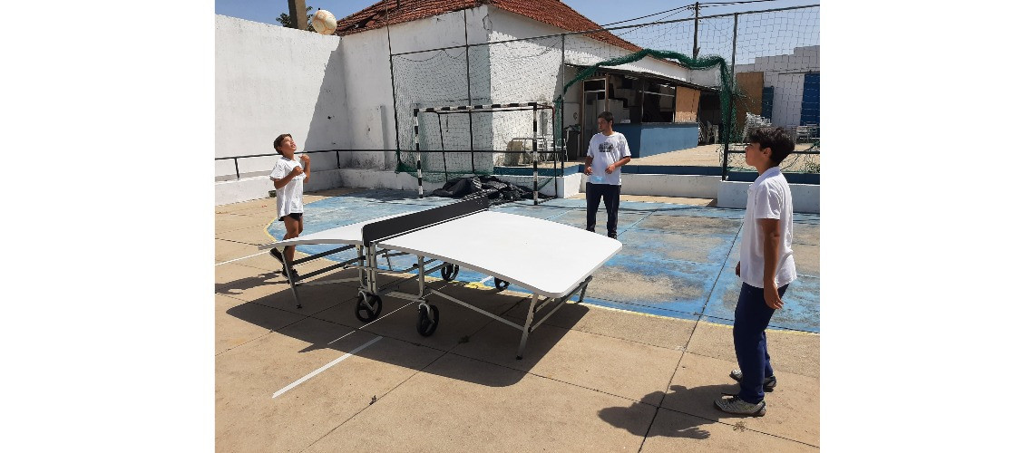 Portuguese Teqball Federation completes Kids in Action programme to help disadvantaged children
