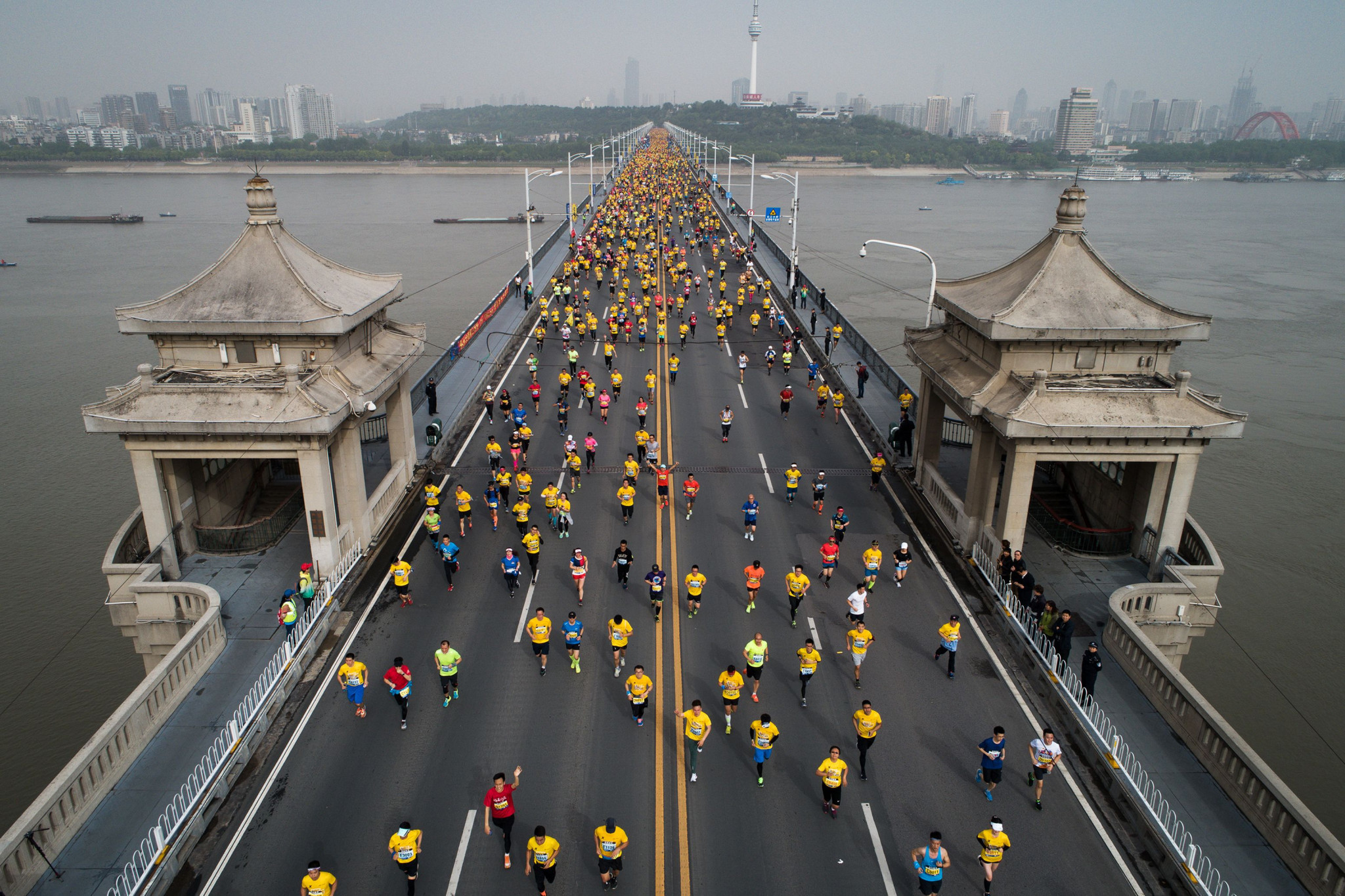 Wuhan Marathon set to make its return with COVID-19 protocols in place