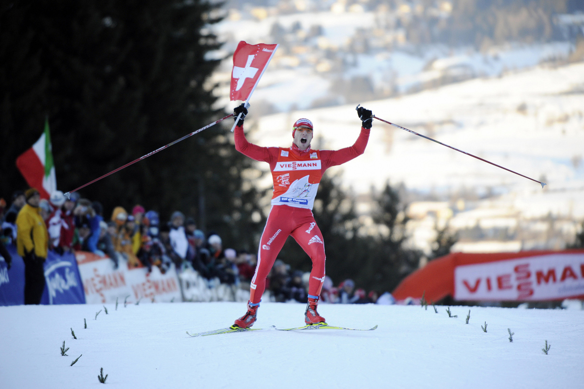 FIS World Cup events in Switzerland set to welcome fans vaccinated against COVID-19