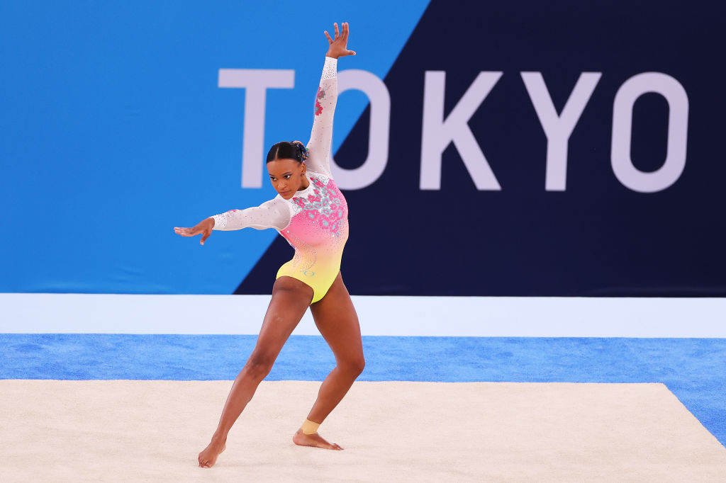 Tokyo 2020 gold medallists aim for rare double at Artistic Gymnastics World Championships