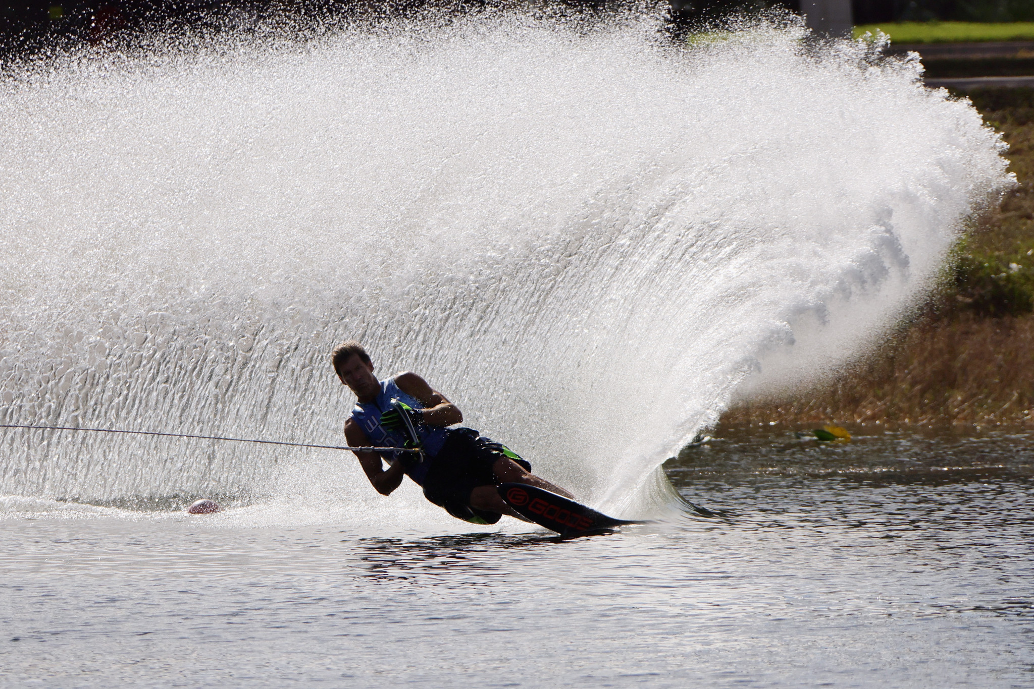 Smith and Bull take gold medals at World Waterski Championships