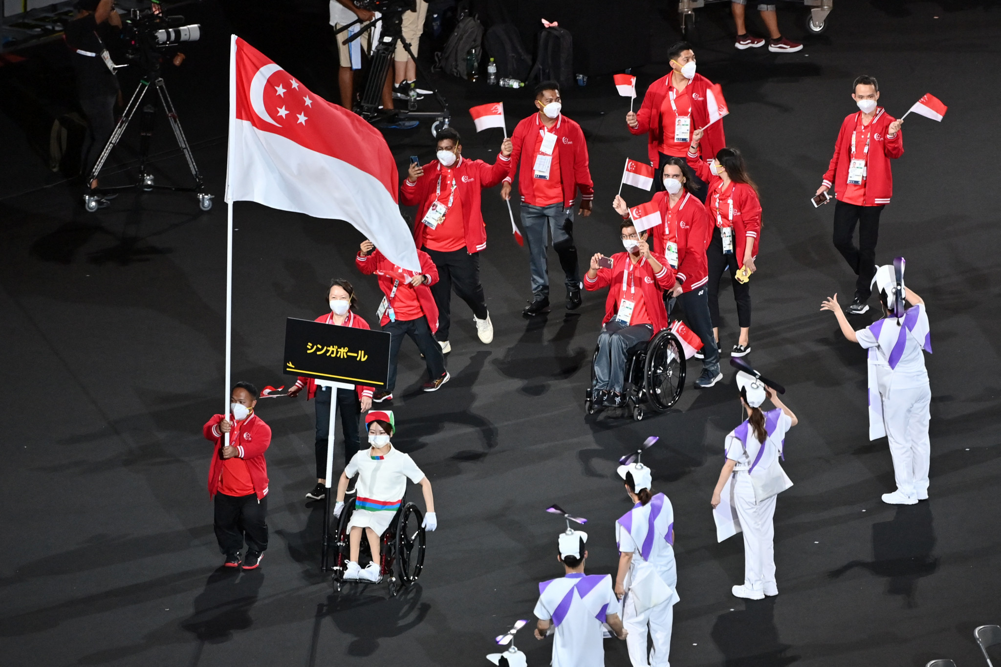 DBS Bank double Singapore Paralympians' prize money for Tokyo 2020