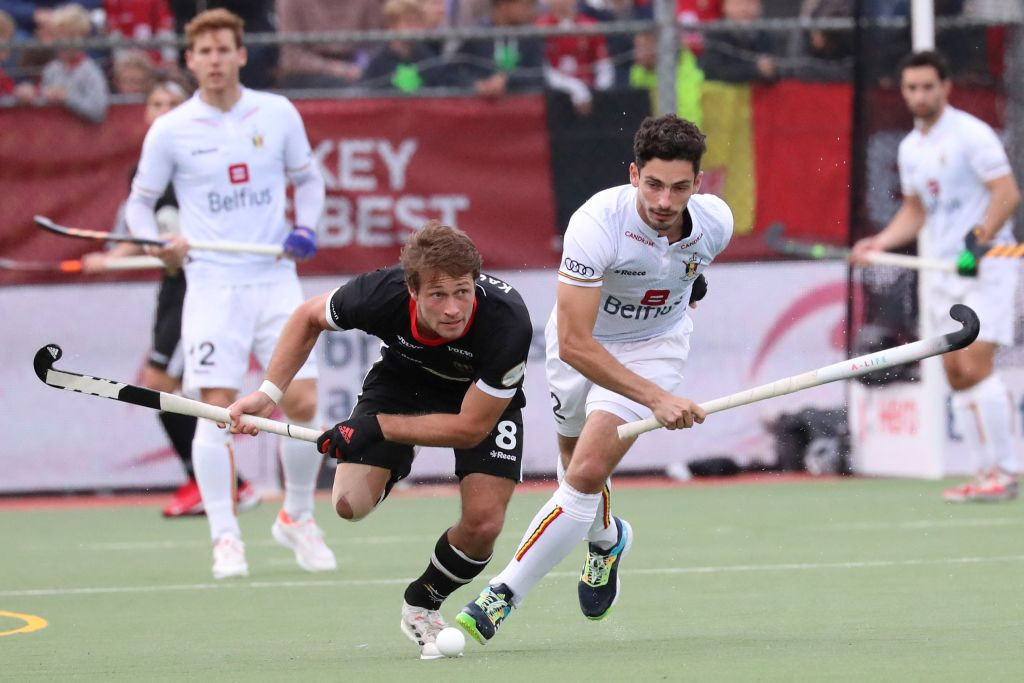 Olympic men's champions Belgium enjoy perfect homecoming in Hockey Pro League