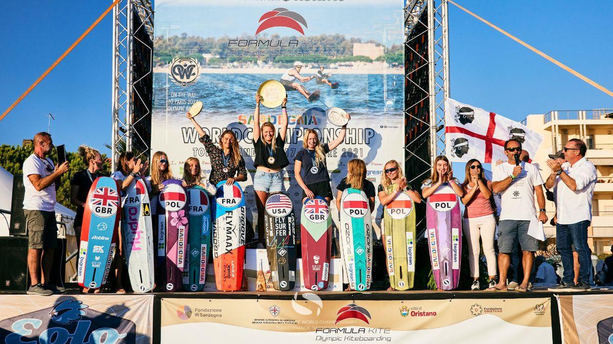 De Ramecourt and Moroz crowned Formula Kite world champions