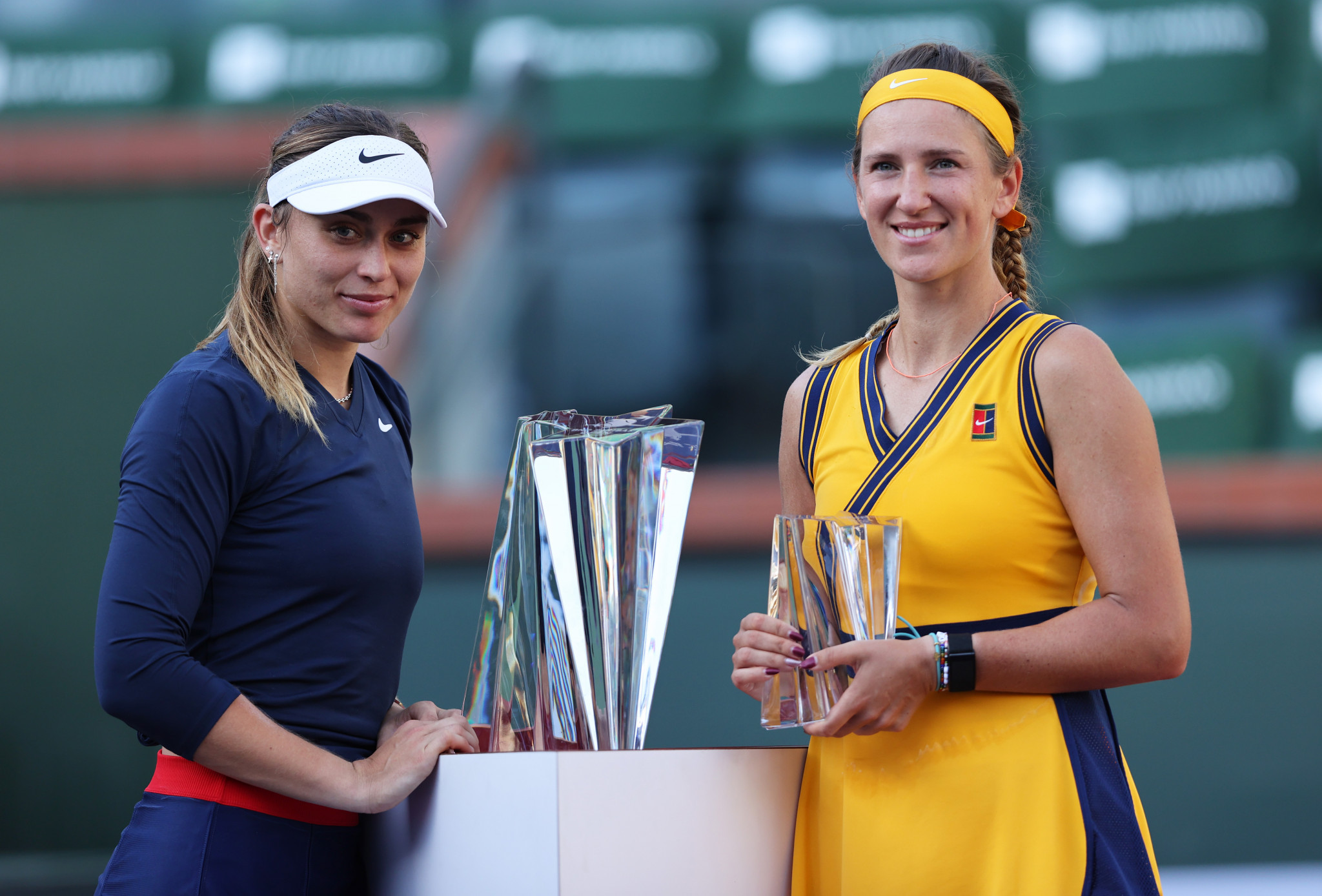 Badosa denies Azarenka historic third women's singles Indian Wells Masters title as Norrie wins first ATP Masters 1000 event