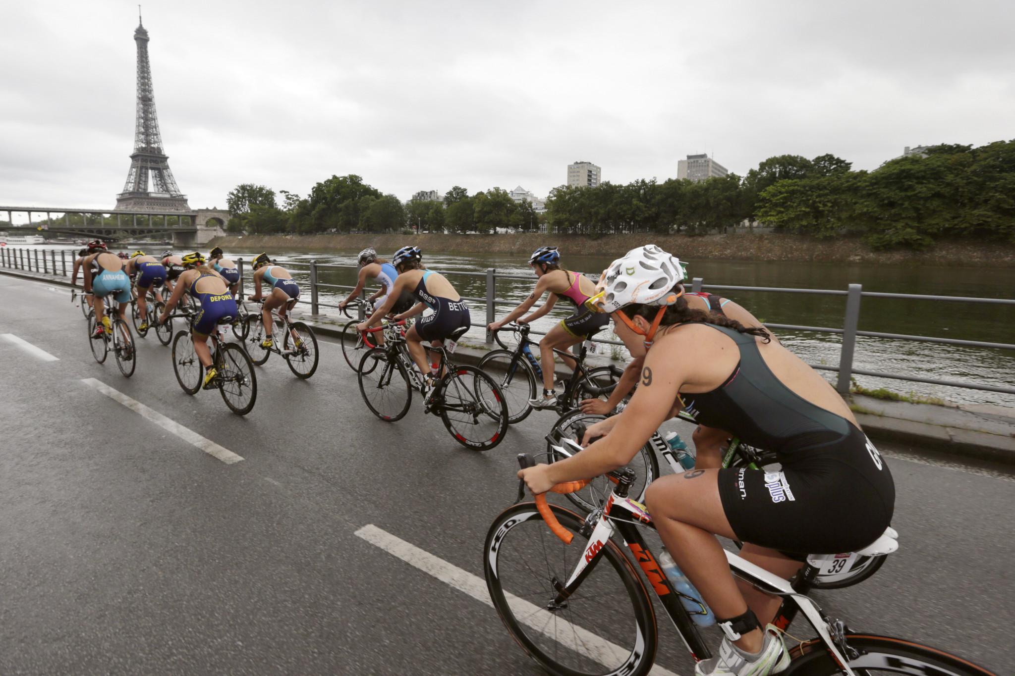 World Triathlon appoints Patti, Molina and Nikopoulos as Paris 2024 technical delegates
