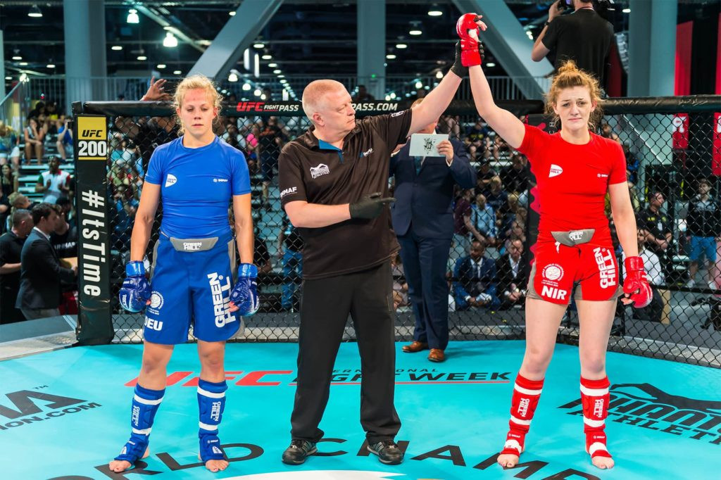 IMMAF launches athletes database and alumni records page