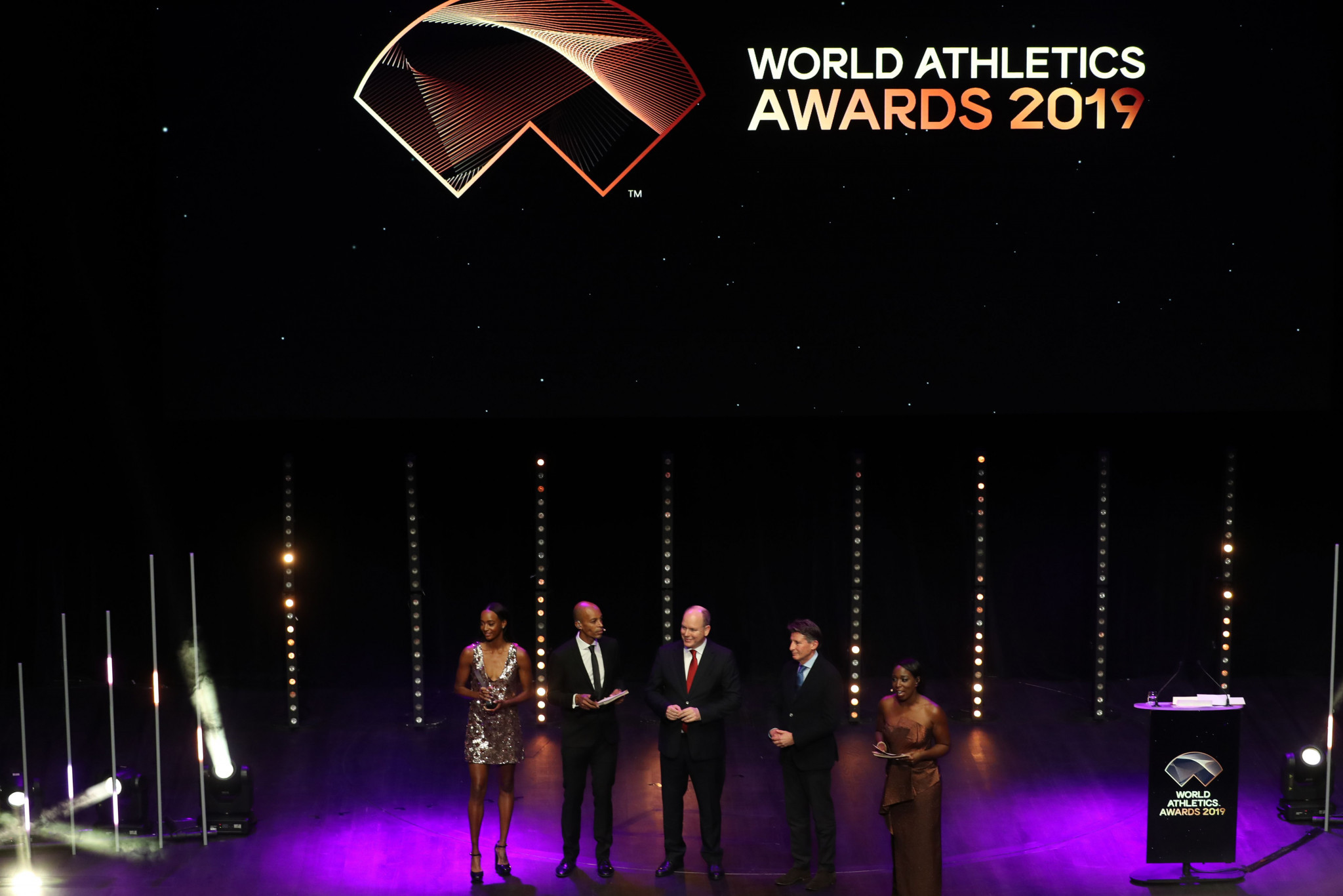 Initial nominees for Female and Male World Athlete of the Year set to be revealed